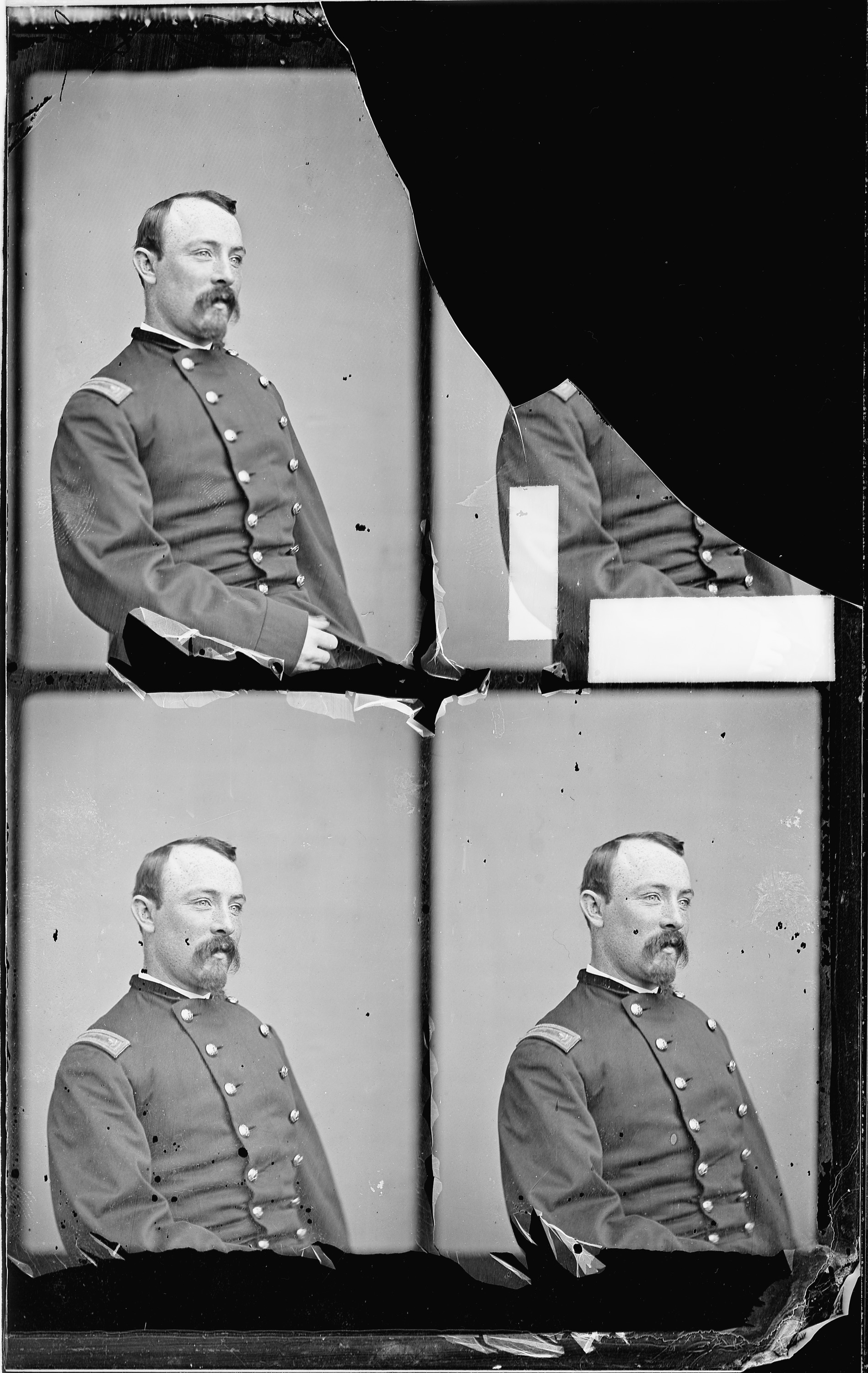 Colonel James E. Mallon, of the 42nd New York Infantry