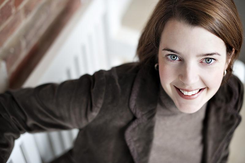 Anne Marshall History professor environmental portrait