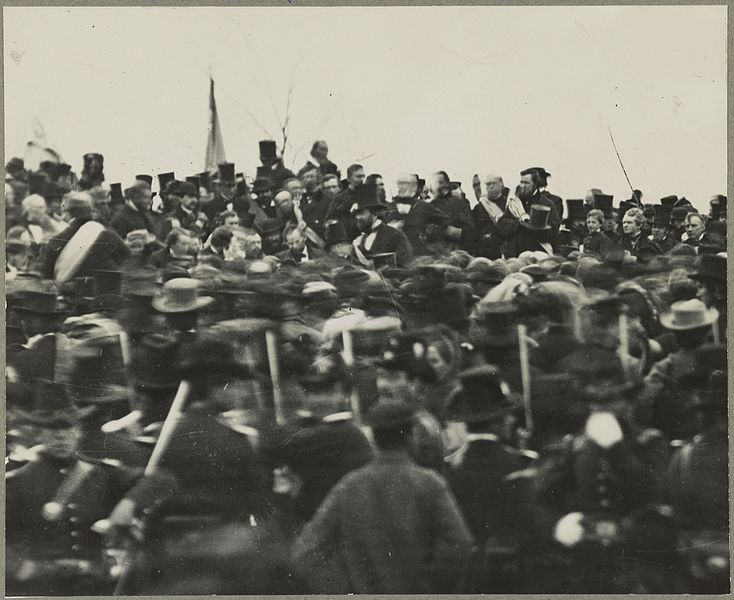 Something Must Be Done: The Construction and Dedication of the Soldiers' National Cemetery at Gettysburg