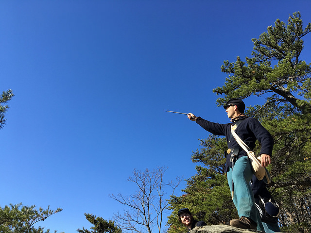 A Hike through History: Students Explore the Appalachian Trail