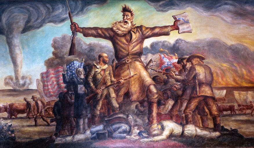 "The Legacy of ""Old Osawatomie"": John Brown in Art and Memory"